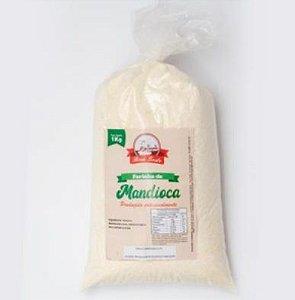 Farinha de Mandioca 1kg - BOM GOSTO