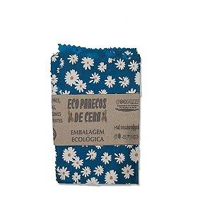 Embalagem Ecológica Estampa Margarida