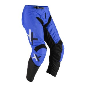 CALCA MOTOCROSS MATTOS RACING ATOMIC AZUL PRETO TAM 42