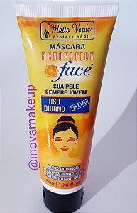 Mascara Facial Antididade_Matto Verde