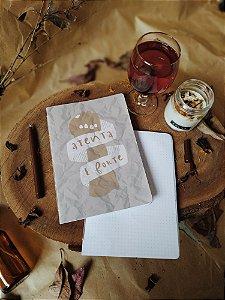 Caderno Atenta e Forte