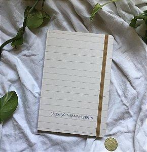 Caderneta Imperfeita