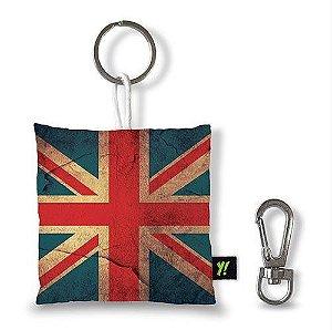 Chaveiro Bandeira do Reino Unido