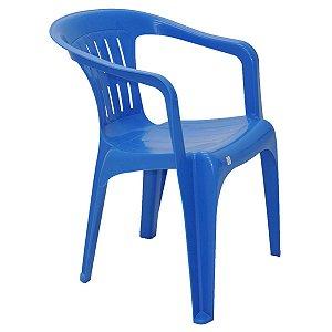 Cadeira Atalaia Basic Azul Tramontina 92210070