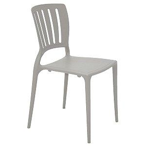 Cadeira Sofia Camurça Tramontina 92035210