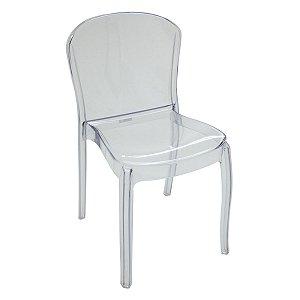 Cadeira Anna Transparente Tramontina 92033011