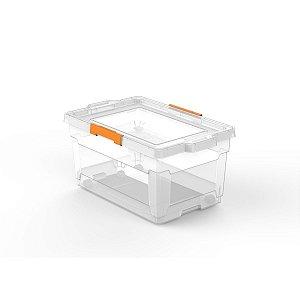 Caixa Organizadora 60L Transparente Tramontina 92555011