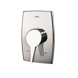 Acabamento Monocomando Para Chuveiro Alta Pressão/Baixa Pressão Nexus 00502906 Docol