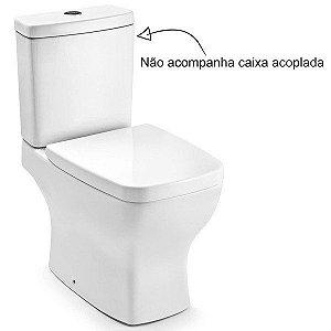 Vaso Sanitário para Caixa Acoplada Saída Vertical Boss Branco Incepa