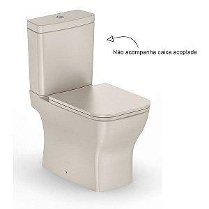 Vaso Sanitário para Caixa Acoplada Saída Vertical Boss Bege Incepa