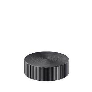 Acionamento torneira para lavatório de mesa Mix Match grafite escovado Docol 00917170
