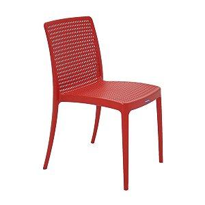 Cadeira Isabelle Vermelho Tramontina 92150040