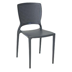 Cadeira Safira Grafite Tramontina 92048007