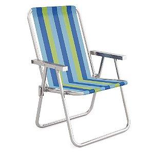 Cadeira Alta Conforto Alumínio - 2237