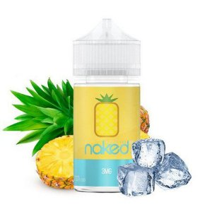 Líq Basic Pineapple Ice - NAKED 100
