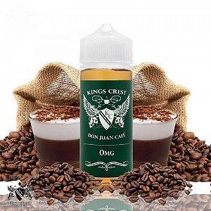E-liquid Don café - Kings crest 120ML