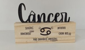 SIGNO CANCER