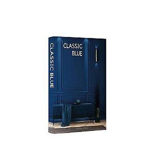 LIVRO CAIXA CLASSIC BLUE