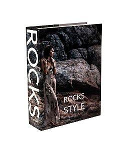 LIVRO CAIXA ROCKS