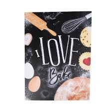 QUADRO - LOVE BAKE