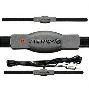 Antena Interna Eletrônica Amplificada Stetsom ST900