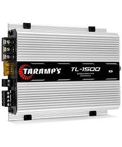 Amplificador Taramps TL1500 3 canais 2ohms