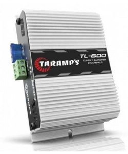 Amplificador Taramps TL600 170Wrms 2 canais 2 ohms