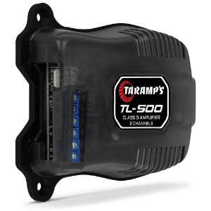 Amplificador Taramps TL500 100Wrms 2 canais 2ohms