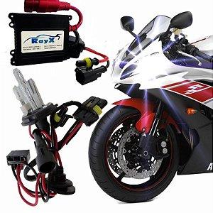Kit Xenon 8000k para Motos