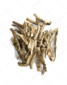 Cálamo (Acorus calamus) - 50 gramas de tubérculo (raízes)