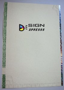 Papel Moeda A4  (Modelo 01) _50 Unid