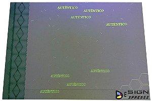 Papel Moeda A4 para Certificado  ( Modelo 04 )_10Unid