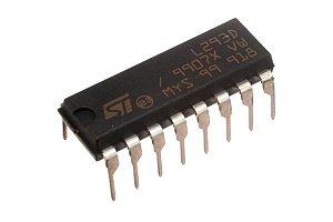 Drive L293D motor drive (chip, CI)
