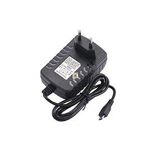 Fonte DC Chaveada 5V 3A Micro USB