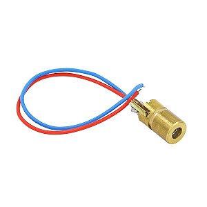 Diodo Laser 5V para Arduino