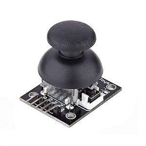 Joystick Arduino 3 Eixos KY-023