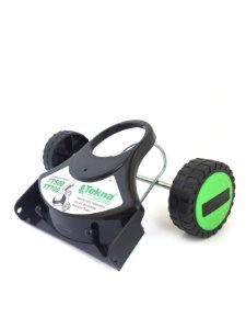 Kit Rodas P/ Aparador de Grama Tekna TT500 / TT700 (Modelo Antigo)