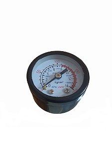 Manômetro Compressor Tekna CP85.25 / CP85.30 / CP85.50