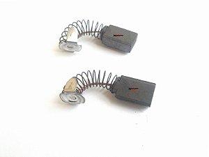 Escova de Carvão Compatível Makita CB100 - 6906 / 9741 / PC1100 / 4100H / 5800H / JS3200 / JN3200