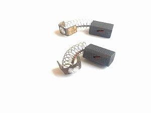 Escova Carvão Makita Furadeira 6404 / 6405 Tico Tico 4320 / 4321