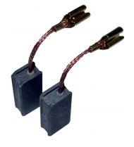 Escova De Carvão Martelete Bosch 11226 / 11228 Max155
