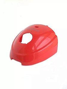 Carcaça Superior Aspirador Wap Ambiance Vermelho