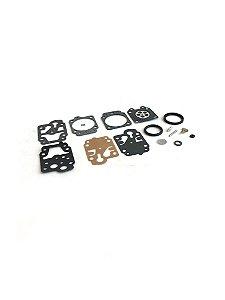 Kit Reparo Carburador Roçadeira Tekna RL260 RL330 RL430
