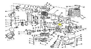 Bobina De ignição Roçadeira Tekna RT335TKS4