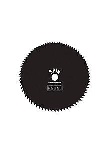 Faca / Lâmina Roçadeira 80 Pontas 255mm - Furo 1'' - 1,5mm