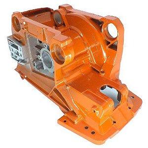 Conjunto Carcaça Direita Esquerda Motosserra Vulcan VSL450 / VSL550