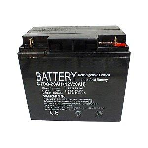 Bateria 20 Amp Vulcan VGE6000D VGE3600D MOTOBOMBA VMBE40D