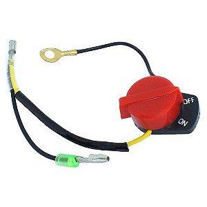 Interruptor Vulcan Vm120 Vm160 Vm200 Vme200 Vm390 Motobomba Vmb552 Vmb552h Vmb653