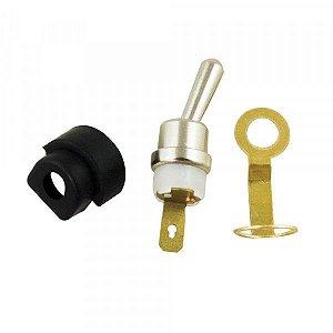 Interruptor e Cobertura  Borracha Motosserra  Vulcan Vsl450 Vsl550 Vs500 Vs560