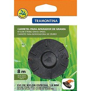 Refil Carretel Aparador Grama Tramontina 1.8mm 1 Nylon